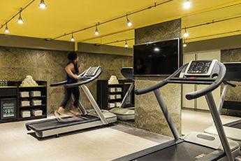 Mercure Paris Gare De Lyon TGV  Salle de Fitness