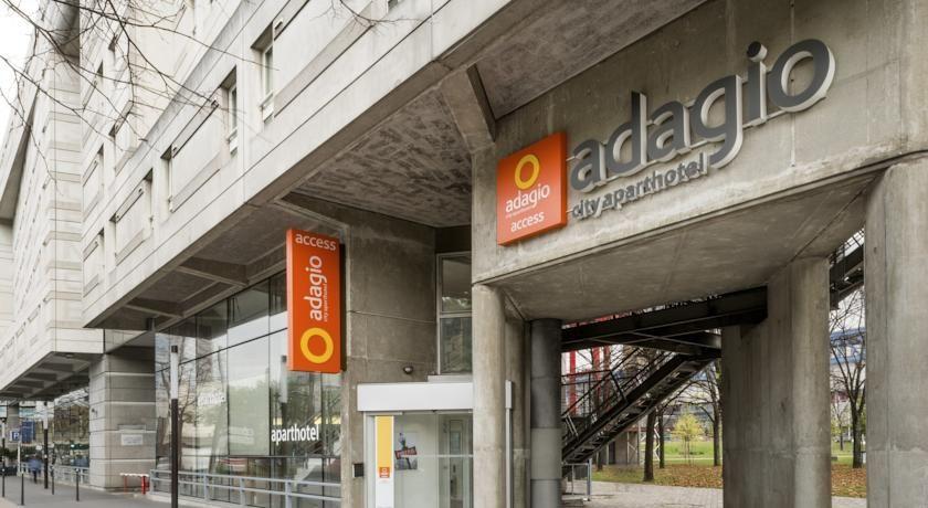 Adagio Access Paris la Villette (ex Citéa) 9