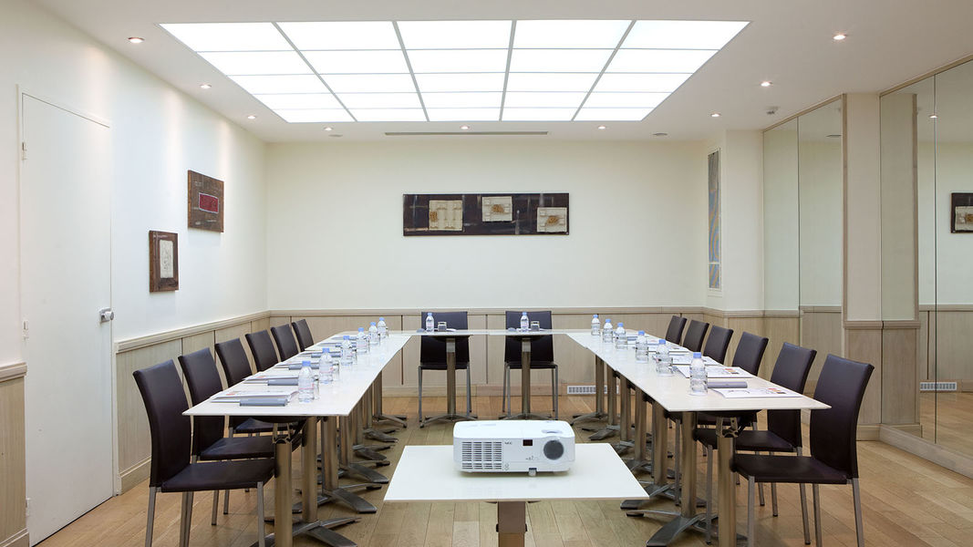 Hôtel Paris Bastille Salle de Séminaire