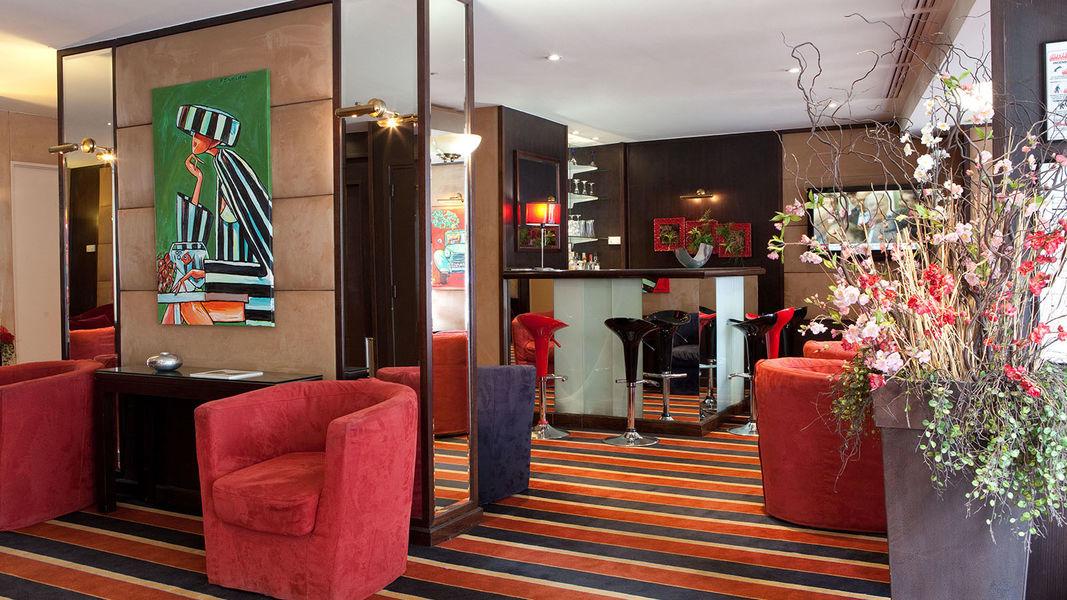 Hôtel Paris Bastille Intérieur