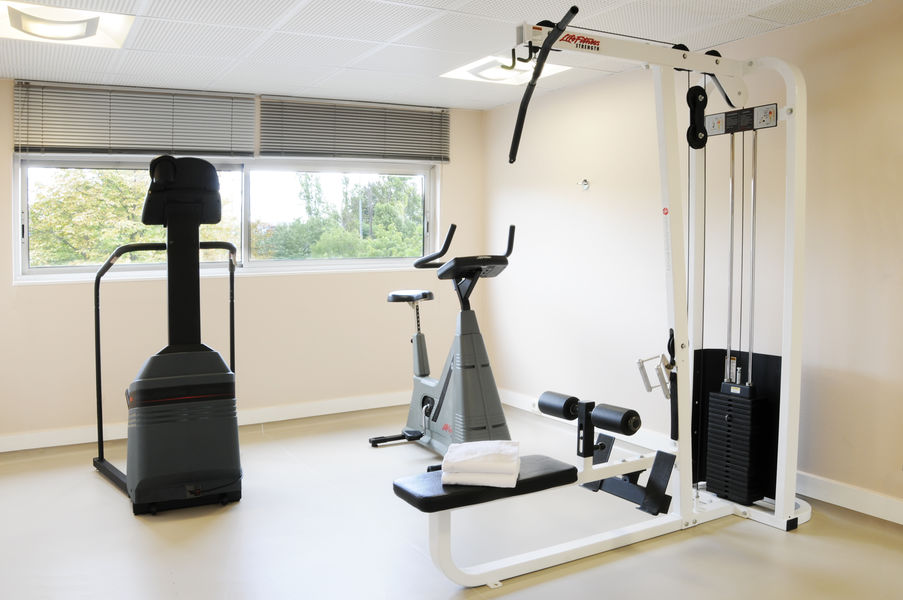 Best Western Plus Paris Orly Airport **** Salle de Fitness