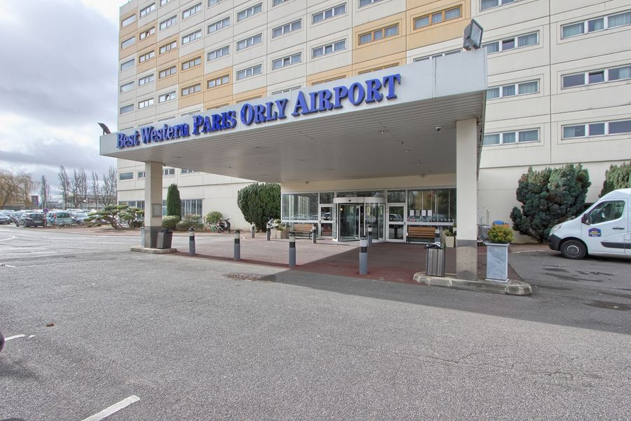 Best Western Plus Paris Orly Airport **** Façade
