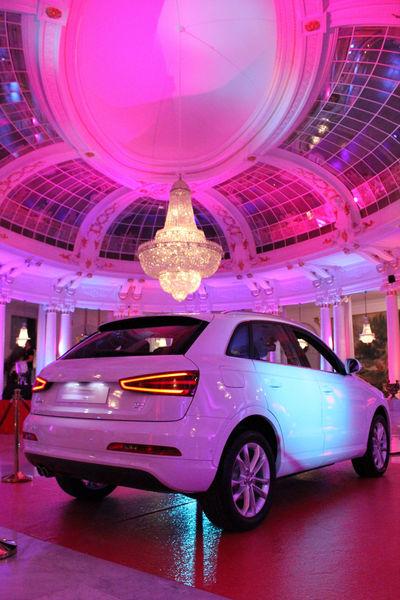 Hôtel Le Negresco ***** Présentation automobile