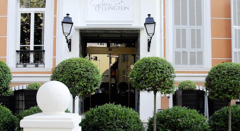 Hôtel Ellington **** 1