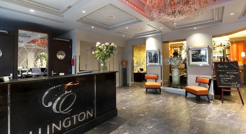 Hôtel Ellington **** 3