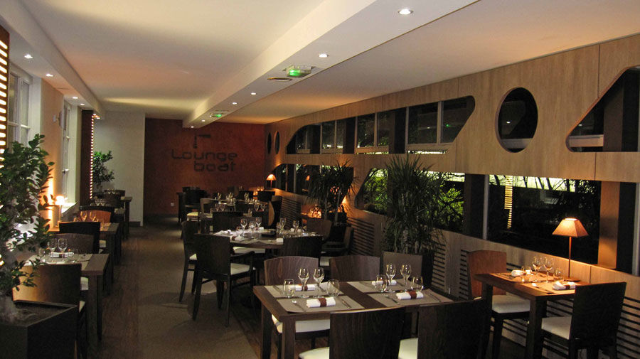 Best Western Auberge de Jons *** Restaurant