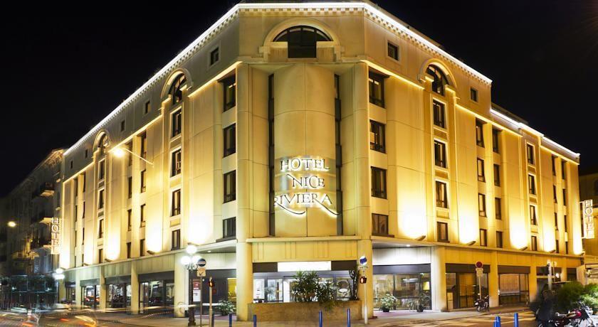 Hôtel Nice Riviera **** 2
