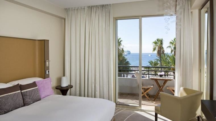 Radisson Blu 1835 Thalaso Cannes **** Chambre