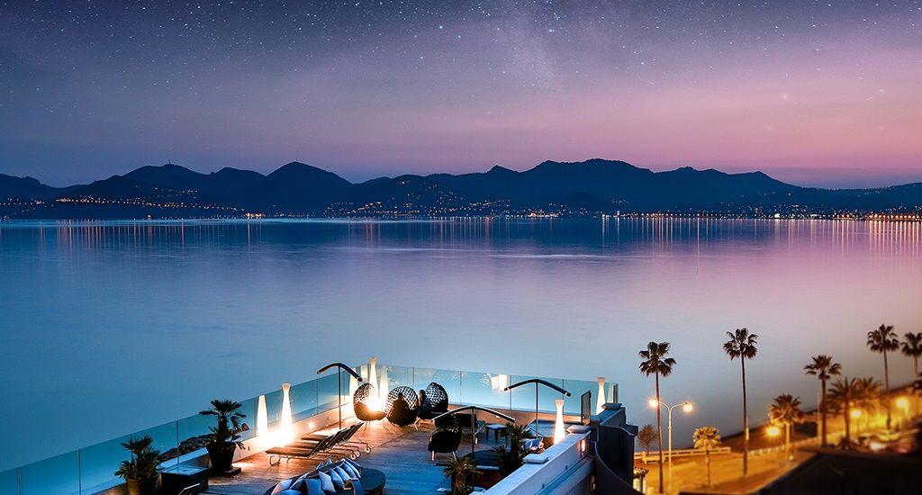 Radisson Blu 1835 Thalaso Cannes **** Vue sur la mer