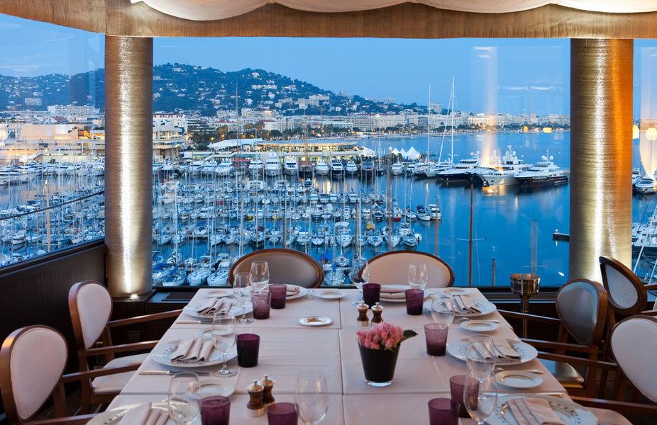 Radisson Blu 1835 Thalaso Cannes **** Restaurant