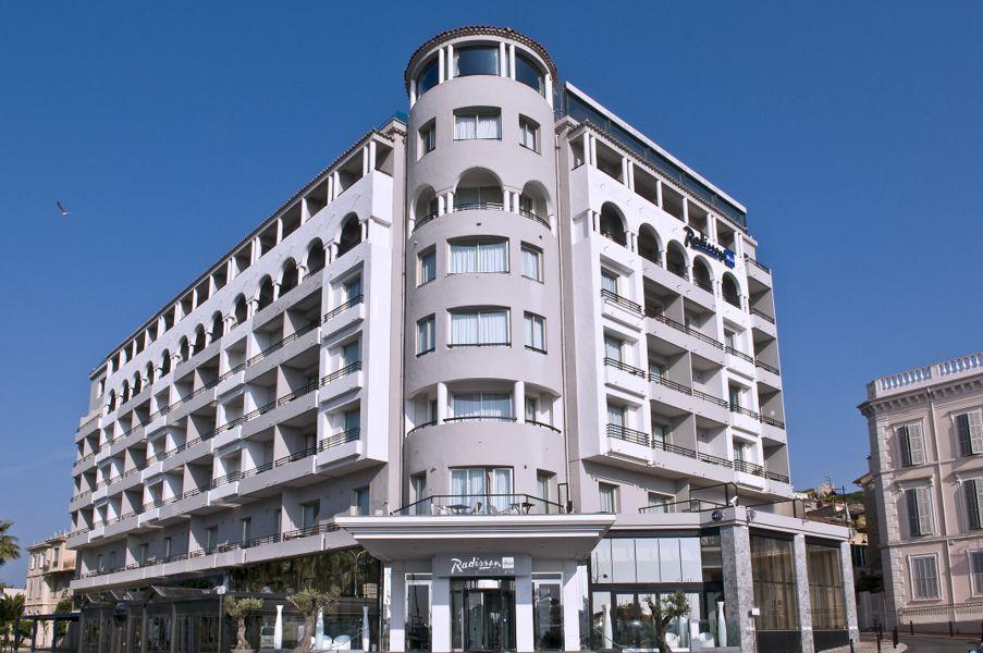 Radisson Blu 1835 Thalaso Cannes **** Façade