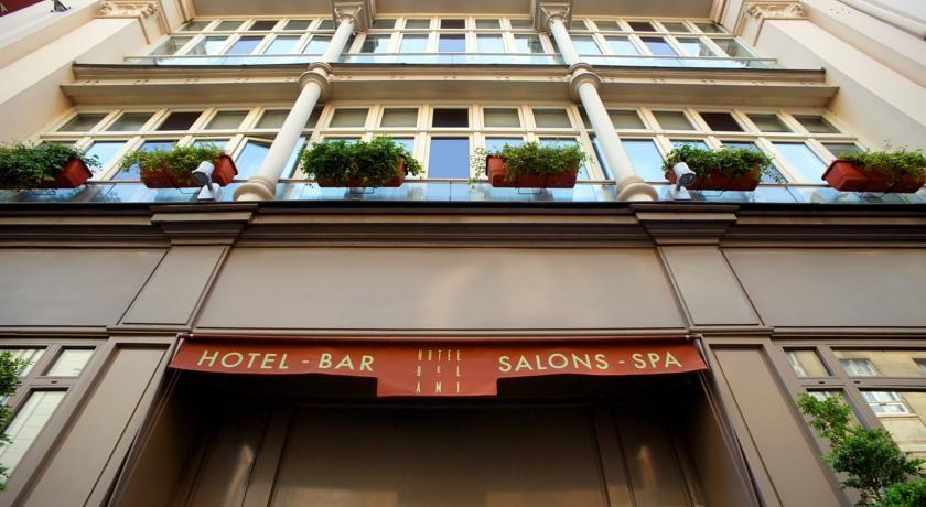 Hôtel Bel Ami ***** Façade