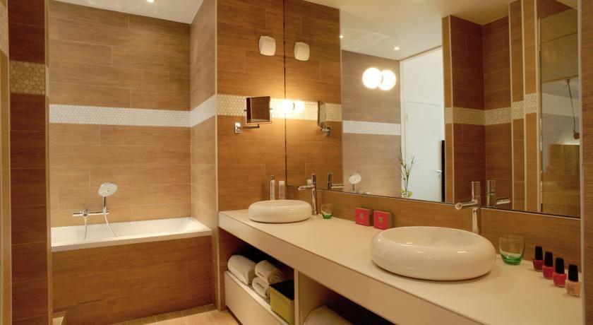 Hôtel Bel Ami ***** Salle de bain