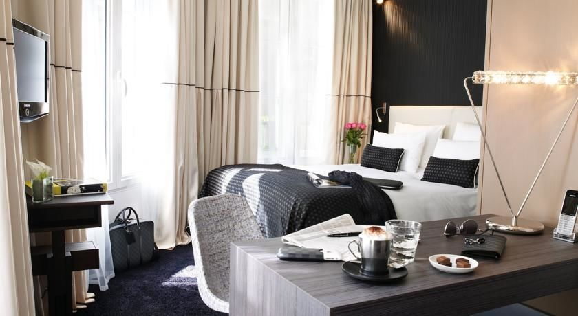 Hôtel Bel Ami ***** Chambre
