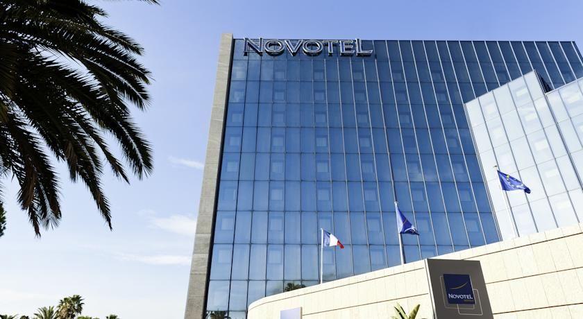 Novotel Nice Arenas Aéroport **** 38