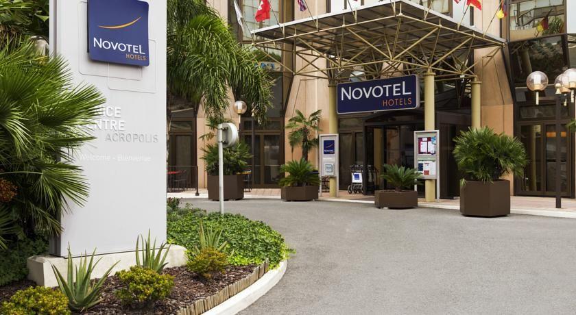 Novotel Nice Centre **** 7