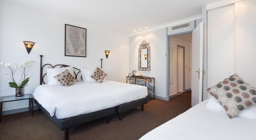 Best Western Hôtel New York Nice *** 13