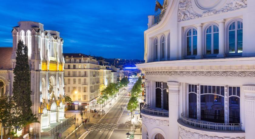 Best Western Hôtel New York Nice *** 18