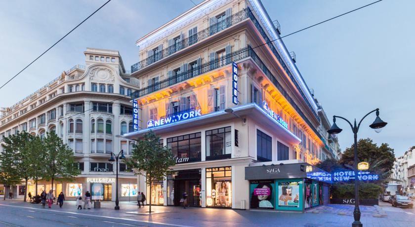 Best Western Hôtel New York Nice *** 21