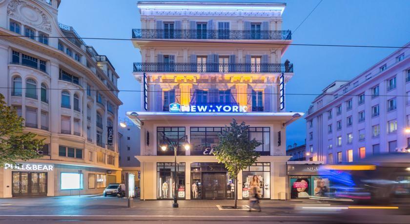 Best Western Hôtel New York Nice *** 23