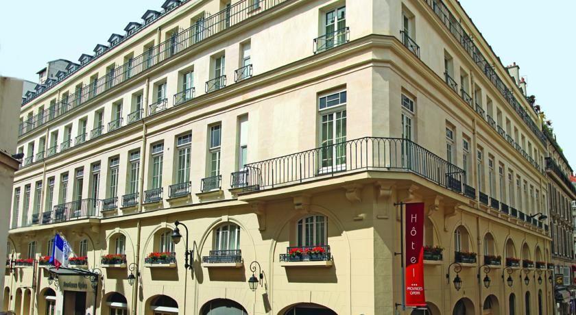 Hôtel Provinces Opéra *** 1
