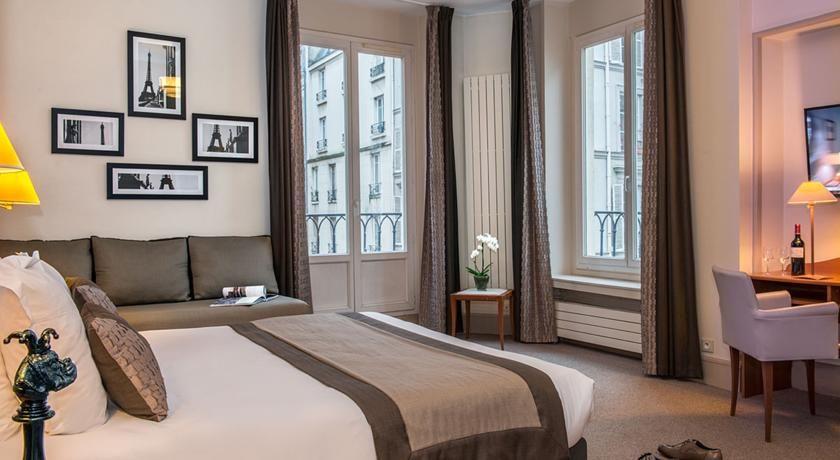 Hôtel Provinces Opéra *** 43