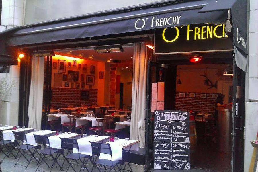 O'Frenchy Vue extérieur