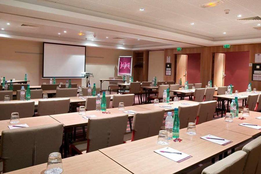 Mercure Paris Gare Montparnasse Salle de réunion