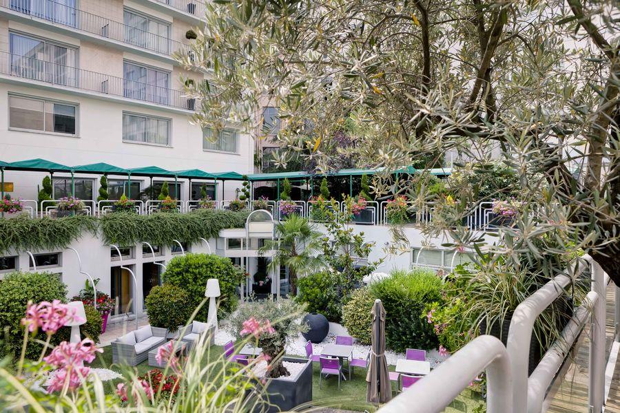 Hôtel Charlemagne Best Western **** Extérieur