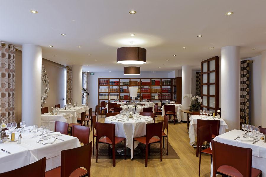 Hôtel Charlemagne Best Western **** Restaurant
