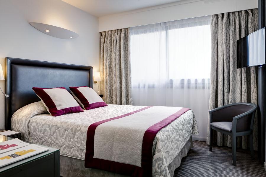 Hôtel Charlemagne Best Western **** Chambre