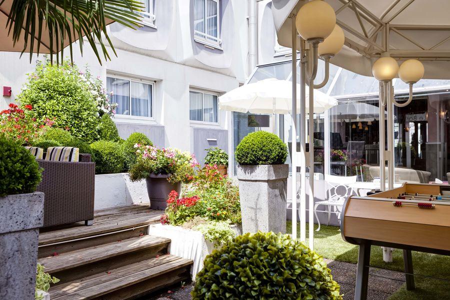 Hôtel Axotel Lyon Perrache *** 2