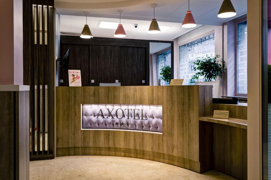 Hôtel Axotel Lyon Perrache *** 7