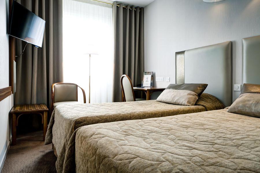 Hôtel Axotel Lyon Perrache *** 11