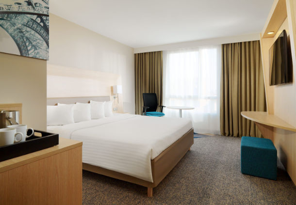 Courtyard by Marriott Paris Colombes **** Chambre