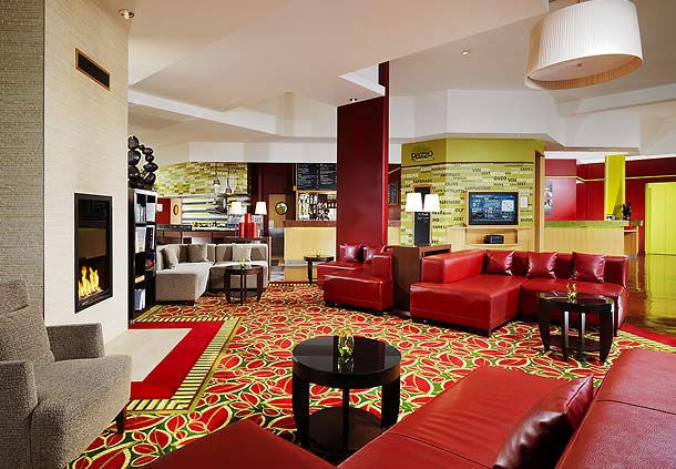 Courtyard by Marriott Paris Colombes **** Hall