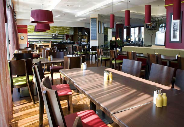 Courtyard by Marriott Paris Colombes **** Restaurant Oleo Pazzo