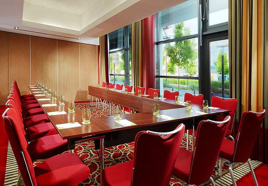 Salle séminaire  - Courtyard by Marriott Paris Colombes ****