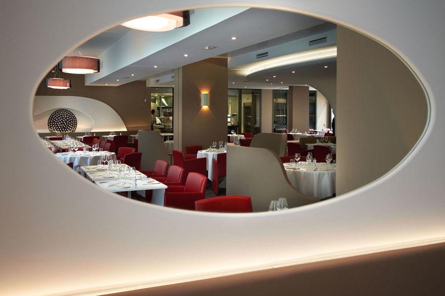 Hôtel Ici et Là **** Restaurant