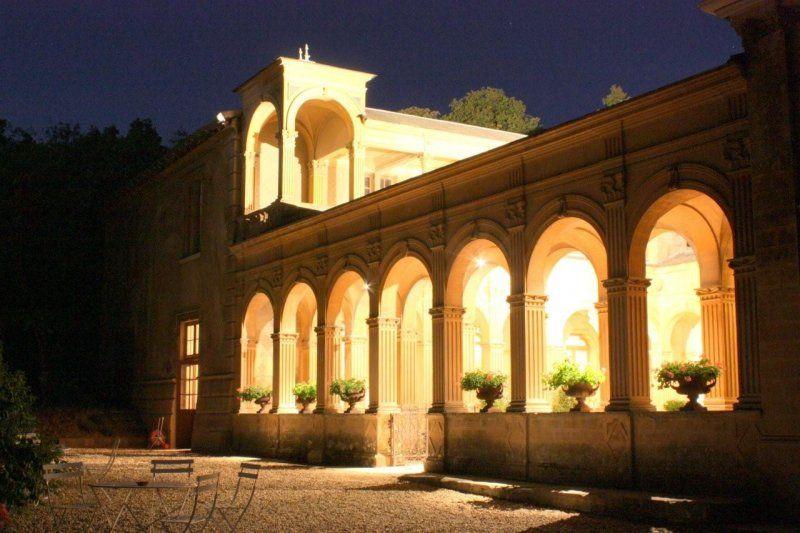 Château de Saint Trys Extérieur