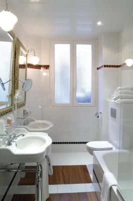 Best Western Premier Trocadéro La Tour **** Salle de bain