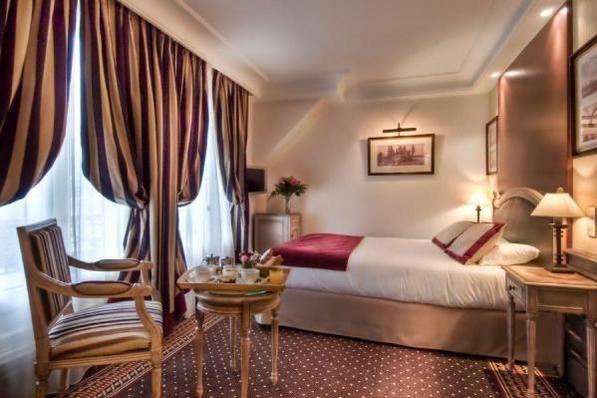 Best Western Premier Trocadéro La Tour **** Chambre