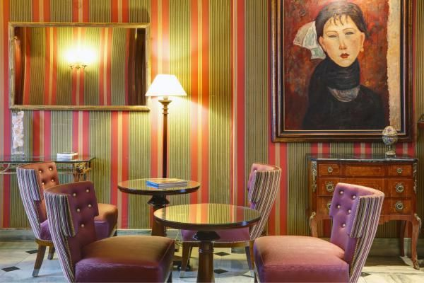 Best Western Premier Trocadéro La Tour **** Salon