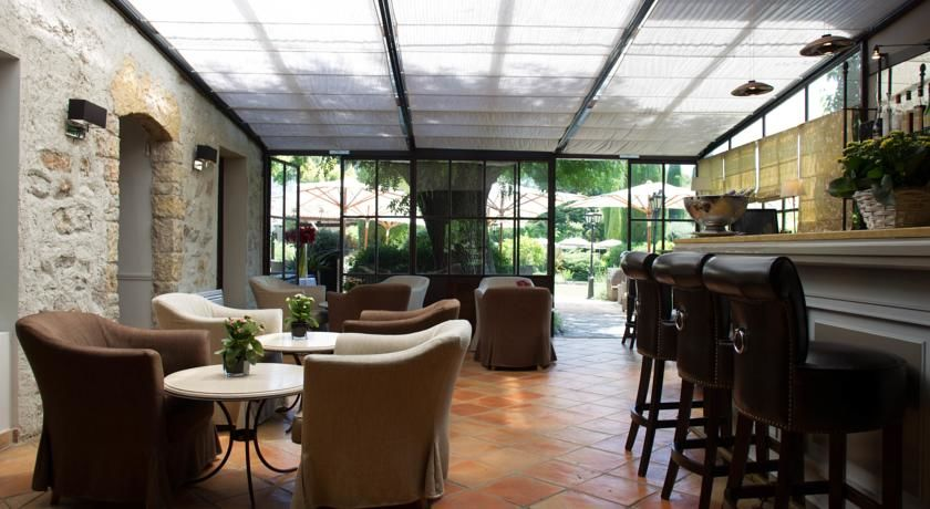 Hotel De Mougins **** 4
