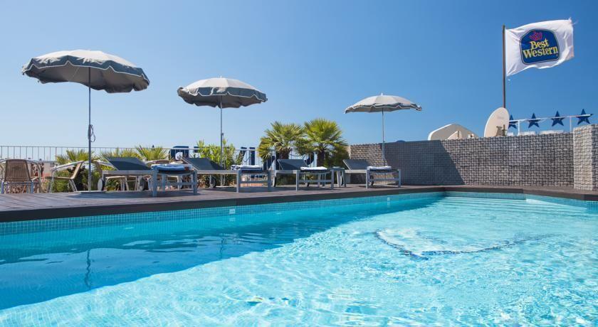 BEST WESTERN Cannes Riviera Hotel 1