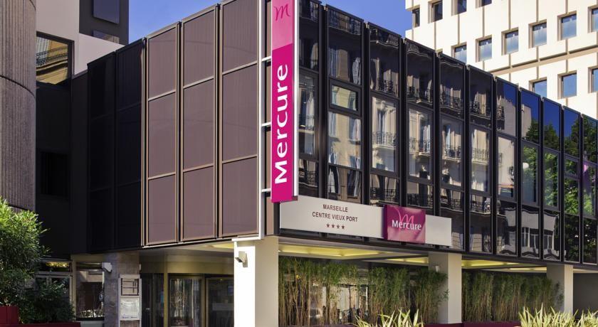 Mercure Marseille Centre Vieux Port 29