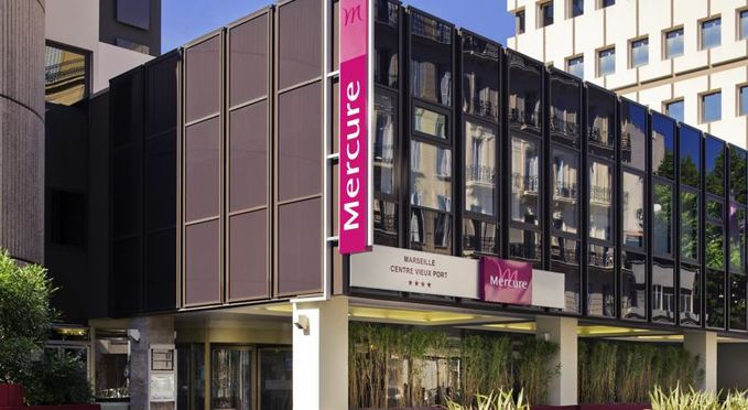 Salle séminaire  - Mercure Marseille Centre Vieux Port ****