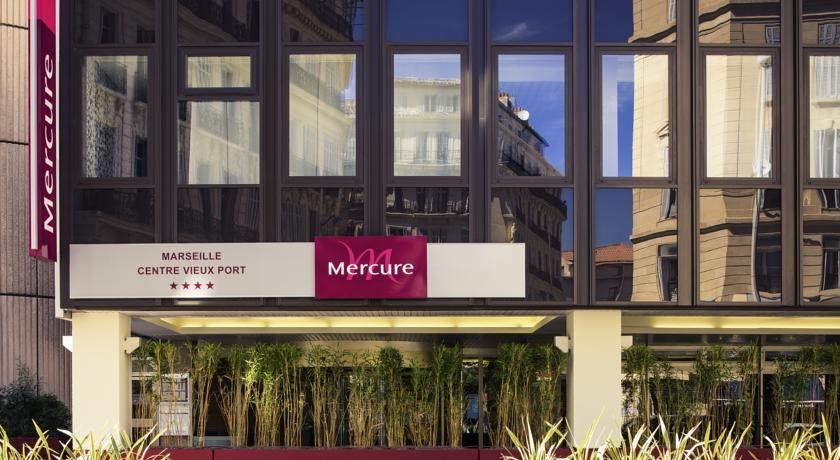 Mercure Marseille Centre Vieux Port 30
