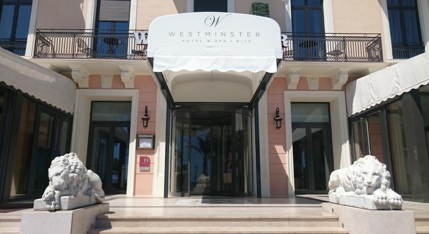 Westminster Hotel & Spa Nice **** 9