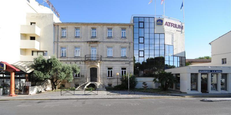 Best Western Hôtel Atrium *** Extérieur